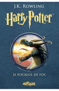 Harry Potter si Pocalul de Foc