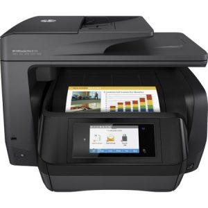 Imprimantă Multifuncțională HP OfficeJet Pro 8725 All-in-One