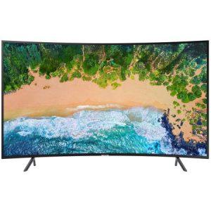 Televizor LED Curbat Smart Samsung 55NU7302