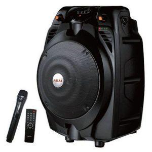 Boxa Portabila Akai SS022A-X6 – Activă cu Karaoke