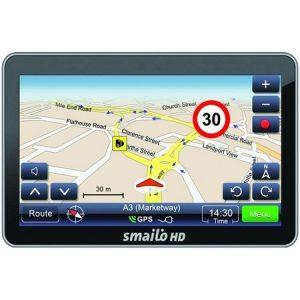 GPS auto cu hartă Smailo HD 5.0