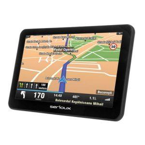 GPS auto fără hartă Serioux Urban Pilot UPQ700