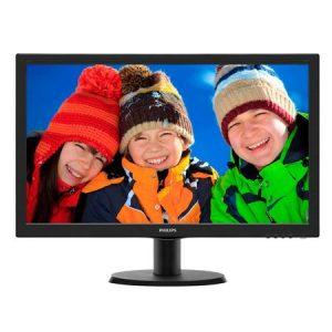 Monitor LED MVA Philips 243V5QHSBA